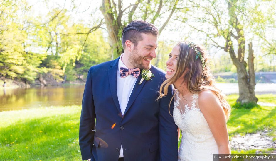 Drew and Arielle's Wedding in Clarence, New York