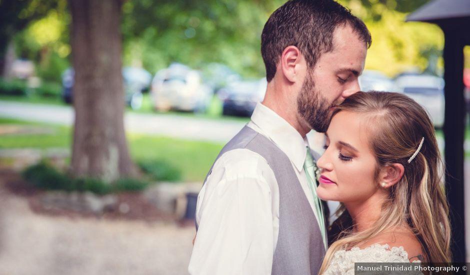 Danny and Annie's Wedding in Anderson, Missouri