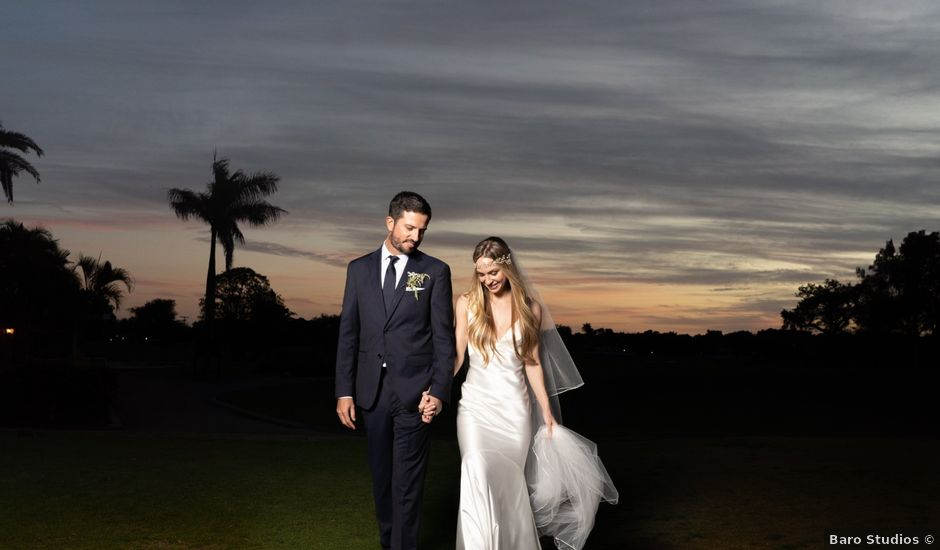 Christian and Emily's Wedding in Miami, Florida