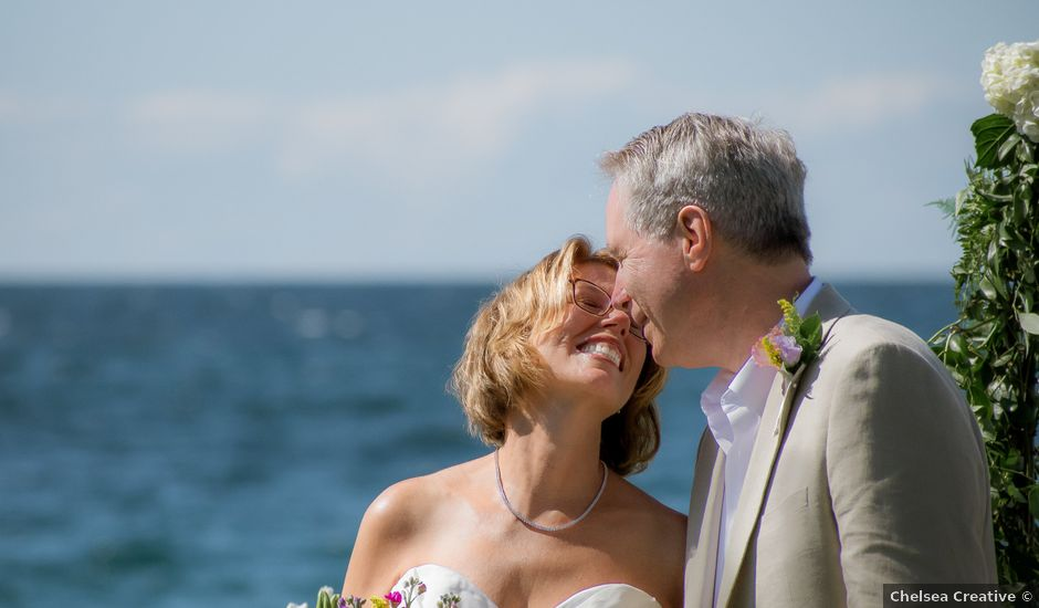 Debbie and Dave's Wedding in Petoskey, Michigan