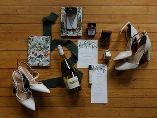 The wedding of Elyse and Erika 2