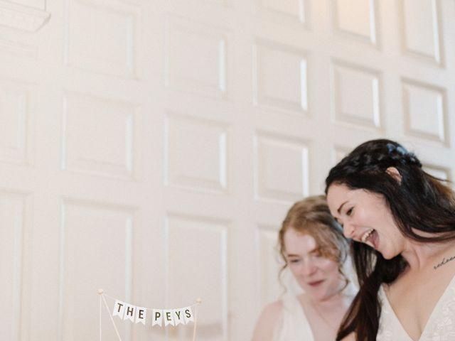 Erika and Elyse's Wedding in Boston, Massachusetts 10