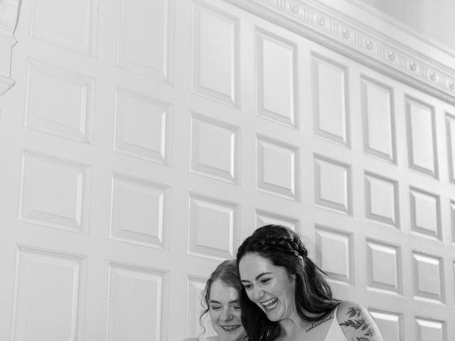 Erika and Elyse's Wedding in Boston, Massachusetts 11