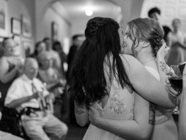 Erika and Elyse's Wedding in Boston, Massachusetts 13