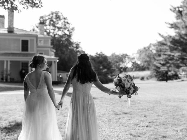 Erika and Elyse's Wedding in Boston, Massachusetts 17