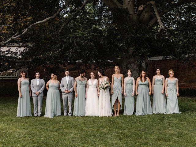 Erika and Elyse's Wedding in Boston, Massachusetts 21