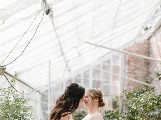 Erika and Elyse's Wedding in Boston, Massachusetts 22