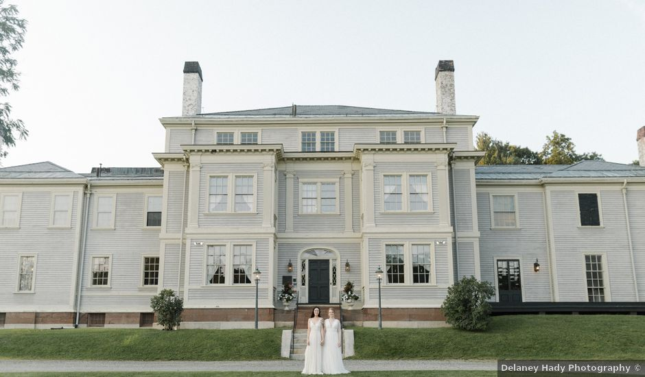 Erika and Elyse's Wedding in Boston, Massachusetts