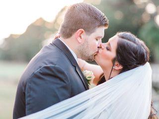 The wedding of Cortne and Chris
