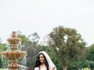 The wedding of Ian and Karina 3