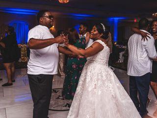 The wedding of Janae and Juwan 2