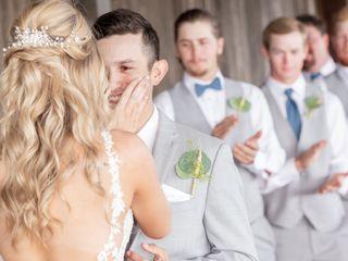 The wedding of Rachel and Ian 2