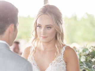The wedding of Rachel and Ian 3