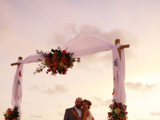 The wedding of Stacey  and Billy  3