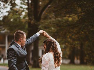 The wedding of Meghan and Robert 3