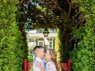 The wedding of Johanna and Andrew 2