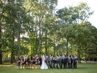 Hannah and Ketan's Wedding in Nashville, Tennessee 6