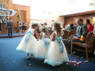 Hannah and Ketan's Wedding in Nashville, Tennessee 8