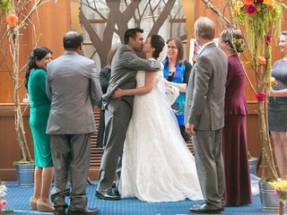 Hannah and Ketan's Wedding in Nashville, Tennessee 11