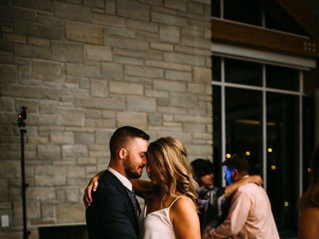 Kim and Zac's Wedding in Egg Harbor, Wisconsin 5