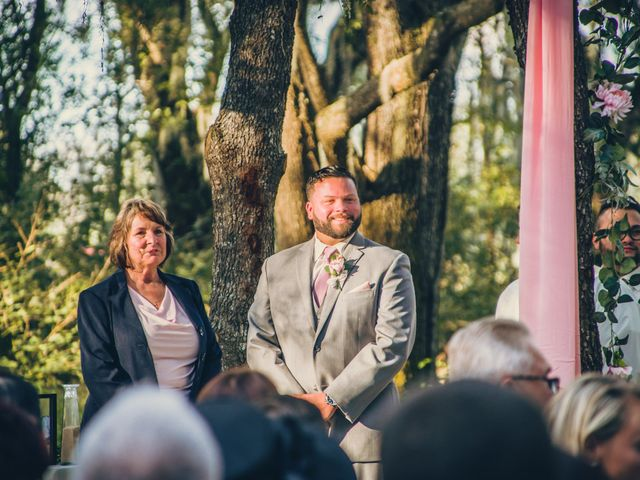 Ricky and Kayla's Wedding in Thonotosassa, Florida 2