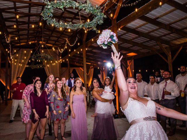 Ricky and Kayla's Wedding in Thonotosassa, Florida 1