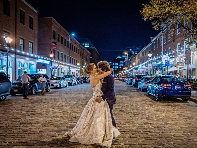 Skye and Kelly's Wedding in Baltimore, Maryland 1