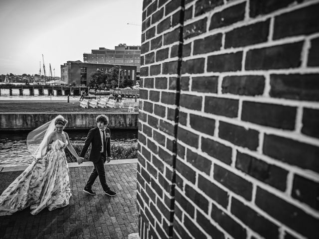 Skye and Kelly's Wedding in Baltimore, Maryland 2