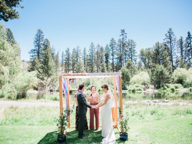 Jacob and Jenna's Wedding in Bend, Oregon 2