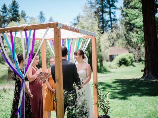 Jacob and Jenna's Wedding in Bend, Oregon 3