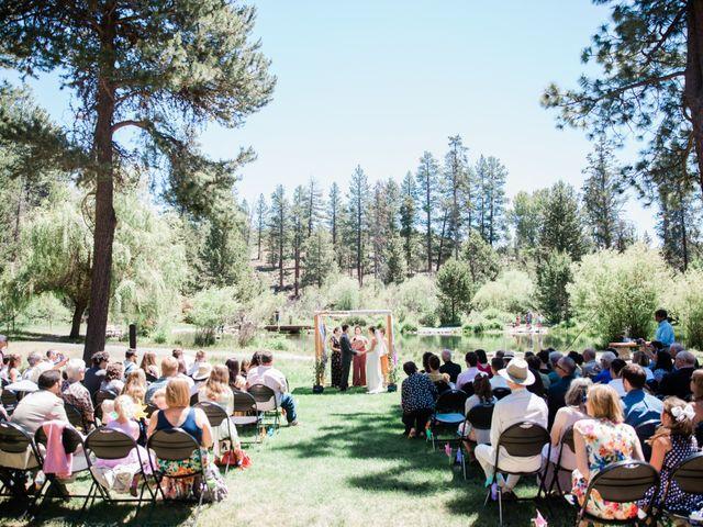 Jacob and Jenna's Wedding in Bend, Oregon 4