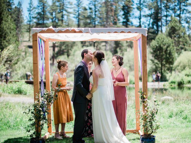 Jacob and Jenna's Wedding in Bend, Oregon 5