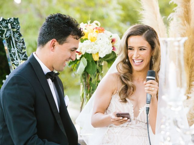 The wedding of Fariha and Ali