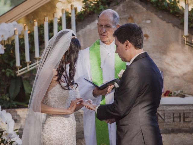 David and Jessica's Wedding in Los Angeles, California 5