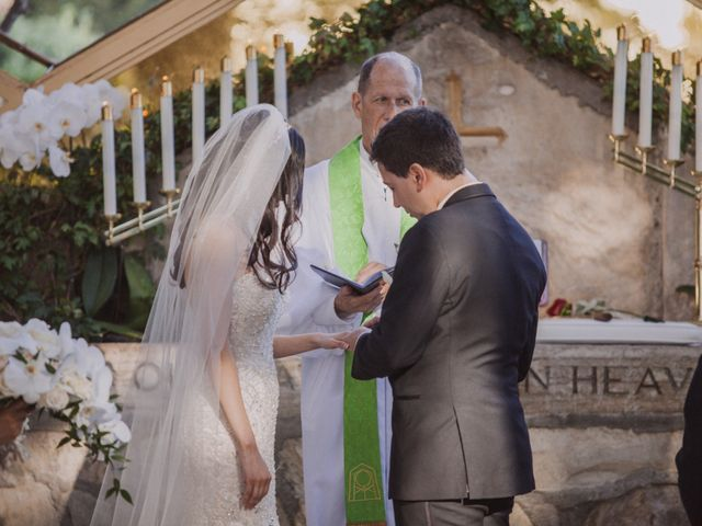David and Jessica's Wedding in Los Angeles, California 6