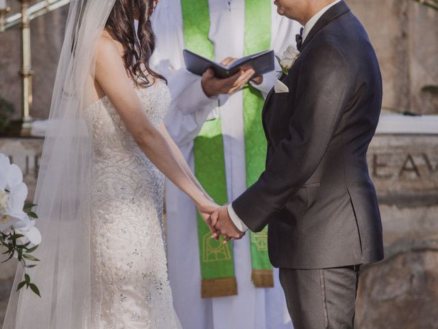 David and Jessica's Wedding in Los Angeles, California 9