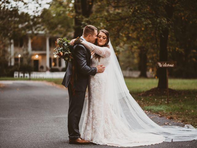 The wedding of Meghan and Robert