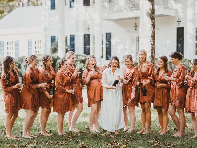 Robert and Meghan's Wedding in Glen Allen, Virginia 13
