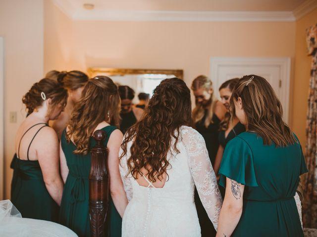 Robert and Meghan's Wedding in Glen Allen, Virginia 38