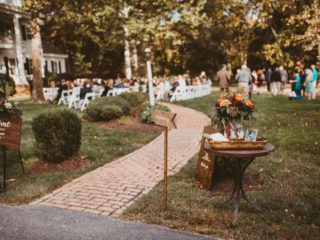 Robert and Meghan's Wedding in Glen Allen, Virginia 45