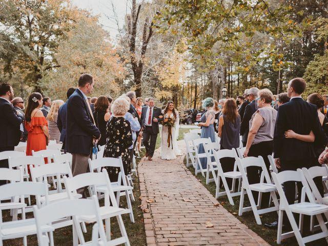 Robert and Meghan's Wedding in Glen Allen, Virginia 46