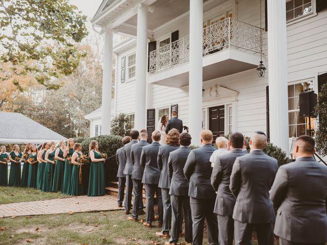 Robert and Meghan's Wedding in Glen Allen, Virginia 47