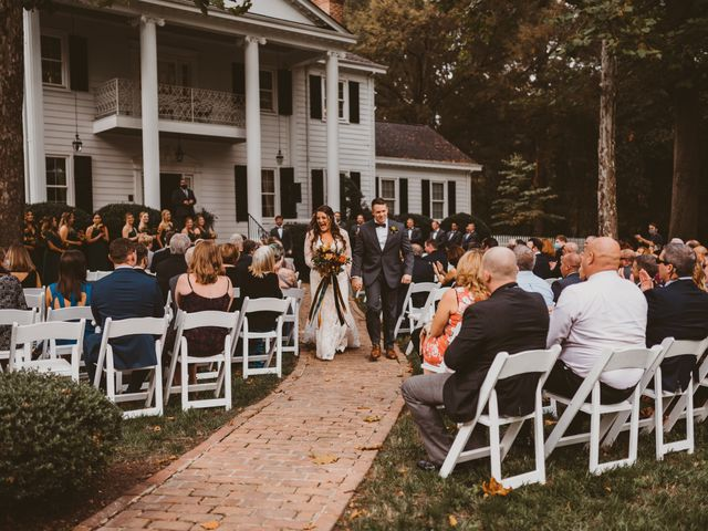 Robert and Meghan's Wedding in Glen Allen, Virginia 48