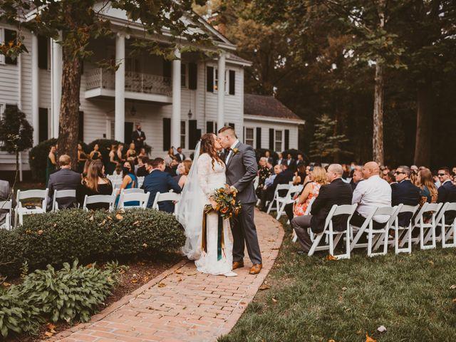 Robert and Meghan's Wedding in Glen Allen, Virginia 49