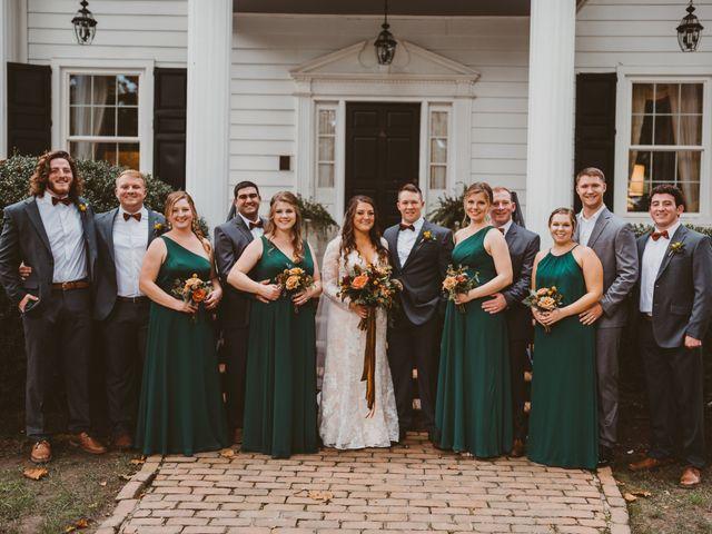 Robert and Meghan's Wedding in Glen Allen, Virginia 50