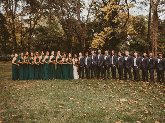 Robert and Meghan's Wedding in Glen Allen, Virginia 52