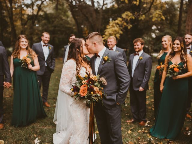 Robert and Meghan's Wedding in Glen Allen, Virginia 54