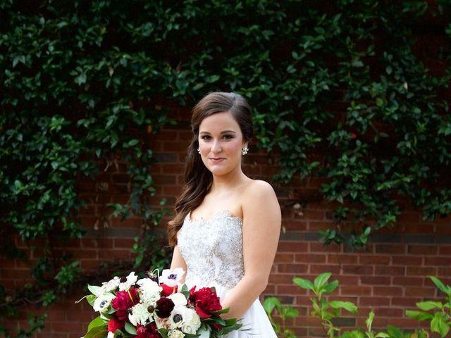 Emily and Rustin's Wedding in Birmingham, Alabama 8