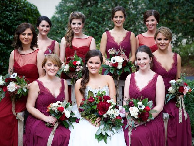 Emily and Rustin's Wedding in Birmingham, Alabama 10