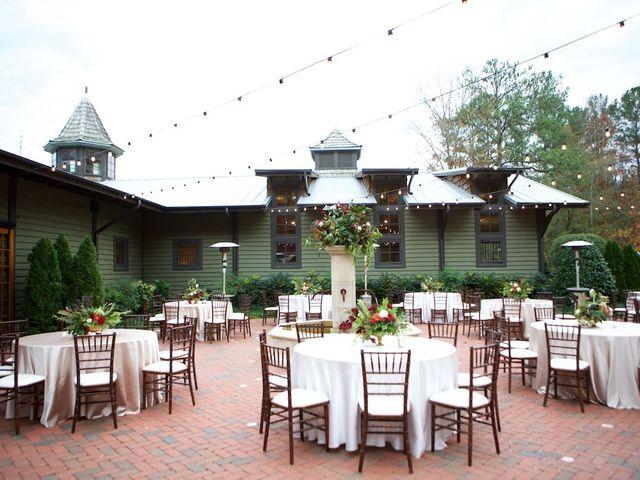 Emily and Rustin's Wedding in Birmingham, Alabama 12